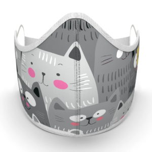 kitty cat covid face mask protective equipment